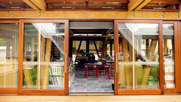 The company has designed some internationally recognised kindergartens in Japan.
