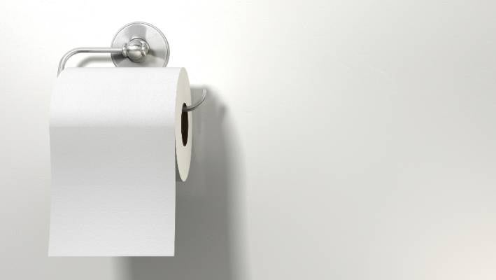 The Way You Hang Your Toilet Paper Might Say Something About Your