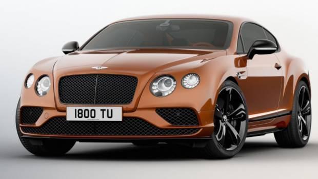 New Bentley Continental GT Speed revealed  Stuffconz