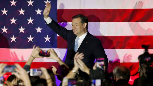 A Ted Cruz campaign event at a Bronx high school was cancelled after students threatened a walkout in protest at  ...
