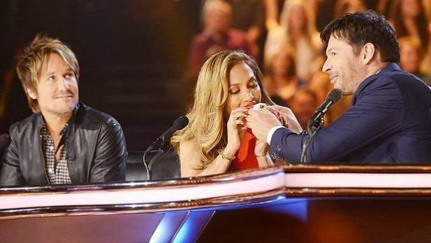 American Idol's judges ... time for Keith Urban, Jennifer Lopez and Harry Connick jnr to get back to their real jobs.