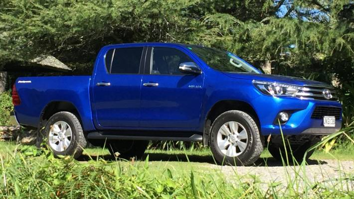 Toyota Hilux PreRunner: The 2WD story behind the name | Stuff co nz