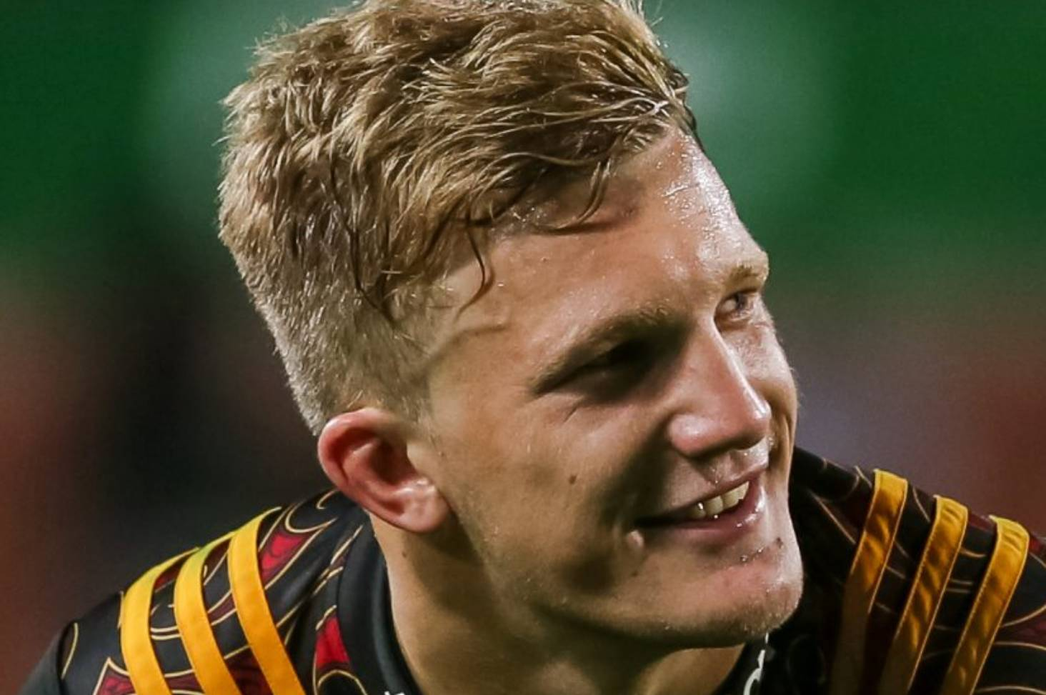 Image result for damian mckenzie all black smile