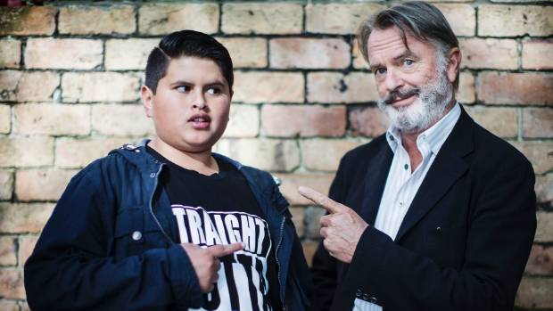 """""""It's cool because not every person's going to be like, 'Oh yeah, my friend, Sam Neill.'"""""""