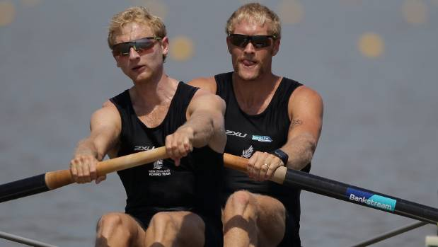 Eric Murray: Olympic Champion Rower Eric Murray Live-streams Legally