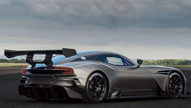 Tony Quinn Buys Million Aston Martin Vulcan Supercar Stuff