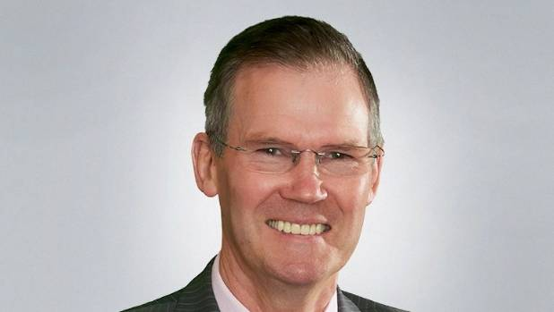 Colin King will run for mayor of Marlborough.