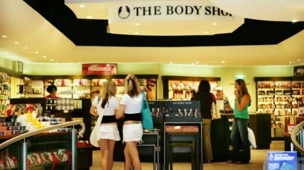 The Body Shop sold to Natura Cosmeticos