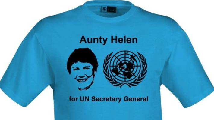 d781b836fcecb8 Aunty Helen' joins Bernie Sanders and other t-shirt iron-ons | Stuff ...