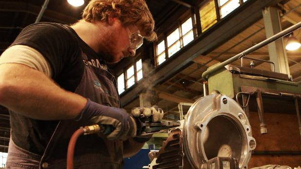 Germany's tertiary education system and manufacturing industry encourages engineering students to complete three-year ...