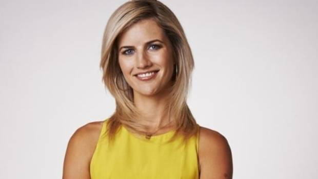 New mum Alison Pugh has returned to the Christchurch newsroom as a part-time reporter.
