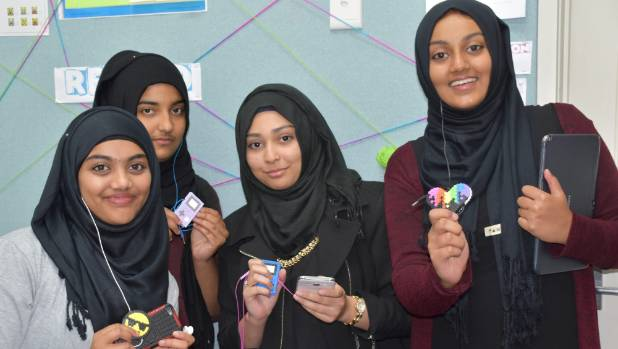 Al-Madinah School students enter Lion Foundation Young Enterprise ...