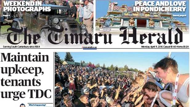 Keep abreast of South Canterbury news with regular e-newsletters.
