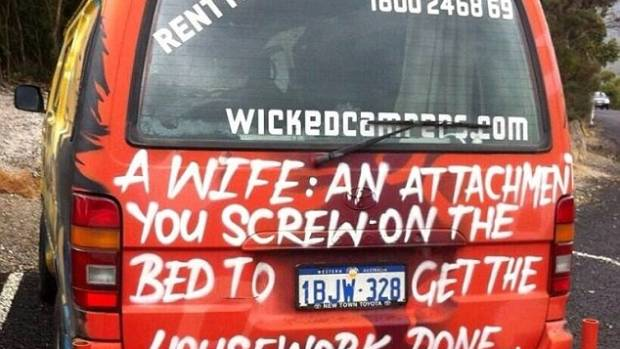 moves to ban wicked campers from byron bay