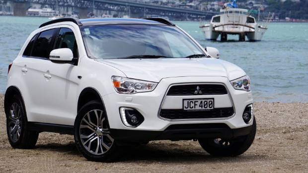 mitsubishi asx is a baby suv that 39 s actually quite old. Black Bedroom Furniture Sets. Home Design Ideas