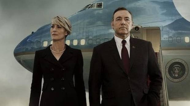 'House of Cards' unveils ominous season 5 trailer ahead of Trump inauguration