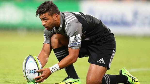 Richie Mo'unga is the worst of New Zealand's Super Rugby kickers.