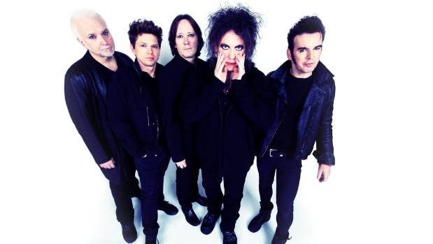 The Cure are so wonderfully wonderfully pretty