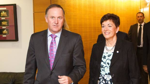 The Government announces high-flying lawyer Dame Patsy Reddy as the new Governor-General.
