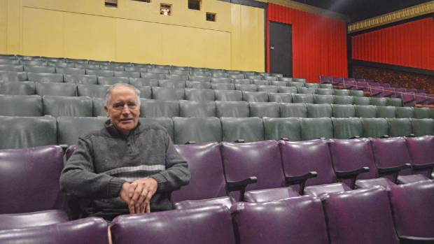 Erl Riches has owned the Regent Cinema in Taumarunui for 30 years. He hopes with the recent digital development, the ...