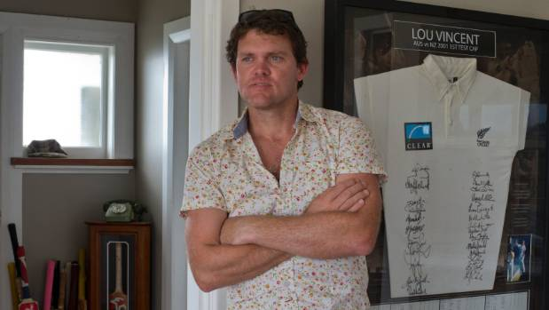 More needs to be done to prevent another New Zealand athlete from going down the road former Black Cap Lou Vincent, ...