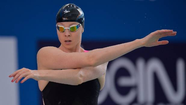 Illness and injury put a big dent in Lauren Boyle's Olympic medal hopes in Rio.