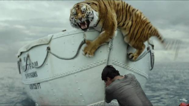 Life of pi tiger trainer michael hackenberger charged with for Life of pi pool scene