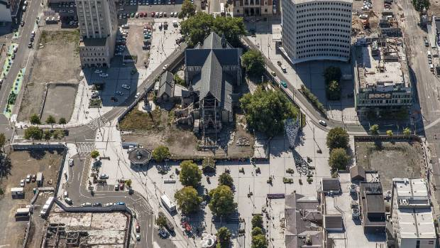 The future of Christ Church Cathedral is yet to be revealed.