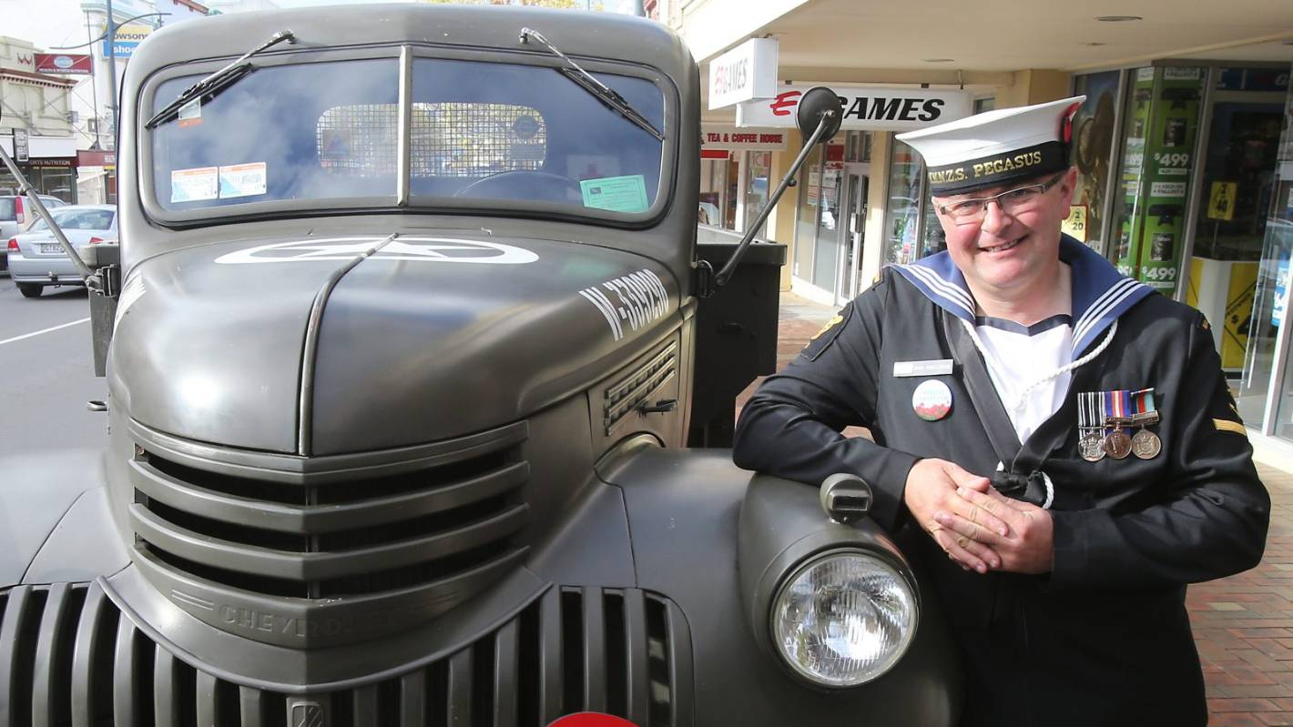 Chevrolet Trucks For Sale >> This 1942 Chevrolet MS Maple Leaf marches on   Stuff.co.nz