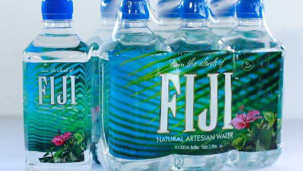 A subsidary of Fiji Water is behind the SpringFresh bottling plant in Tai Tapu.
