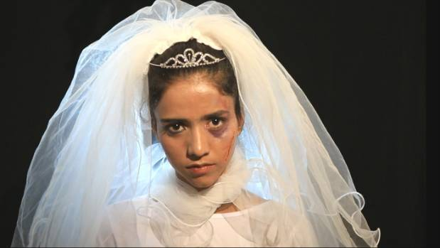 Sonita Alizada is using her skills as a rapper to highlight Afghanistan's enforced traditions of arranged marriages.