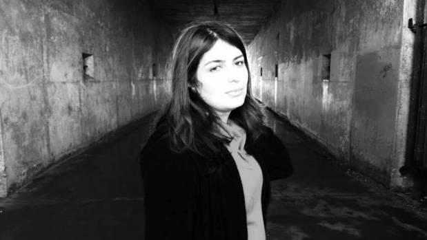 Iranian film director Rokhsareh Ghaemmaghami.