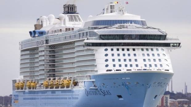 Picton Readies New Infrastructure For Recordbreaking Cruise Ship - How much do cruise ships cost to build