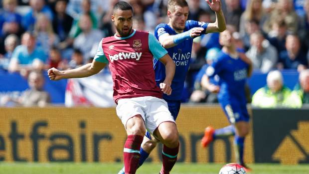Kiwi centre-back Winston Reid suffered a groin injury during West Ham's loss to Leicester City at the weekend.