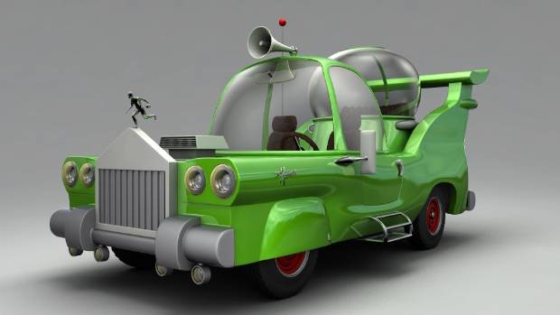 Homer Car: Five Cartoon Cars That We Think Should Be Made For Real