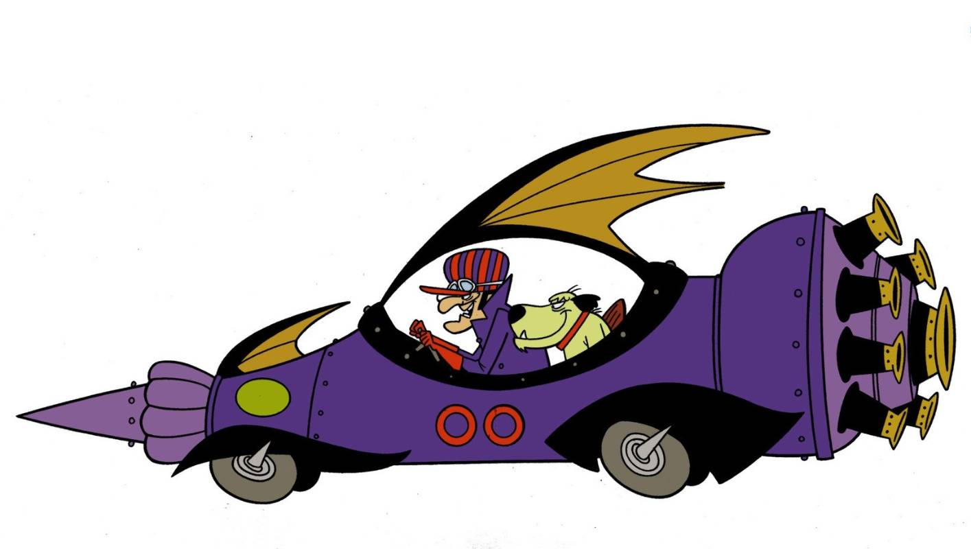 Five Cartoon Cars That We Think Should Be Made For Real