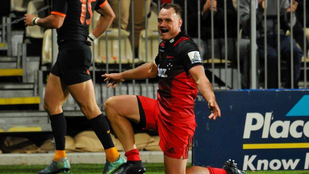 Israel Dagg has rocketed back into All Blacks discussions after a stunning return to Super Rugby.