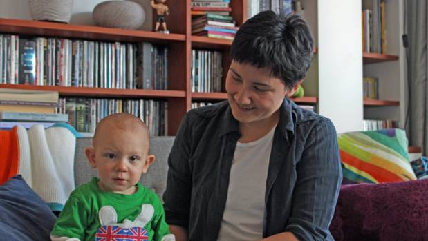 Arno and Elizabeth Busch want to meet more parents and children in the city.