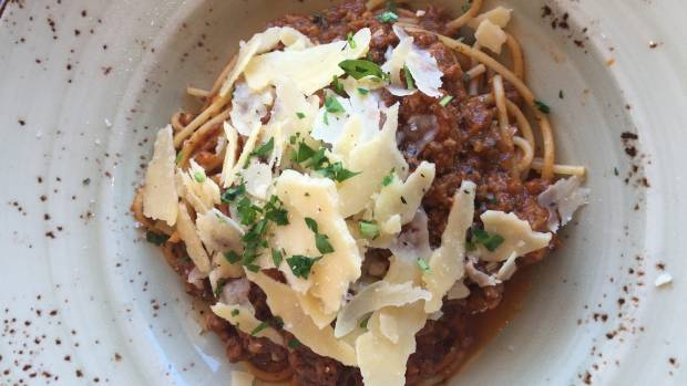 However, Italians do not eat spaghetti Bolognese. Not even in Bologna.