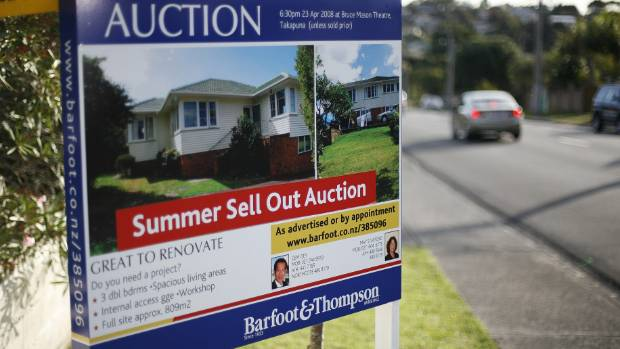 Barfoot & Thompson says buyers are becoming more selective.