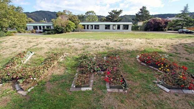 Ardern is pledging $20m to refurbish Wainuiomata High School's leaky buildings.