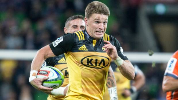 Beauden Barrett produced his best performance of the season for the Hurricanes to enhance his All Black claims in Melbourne.