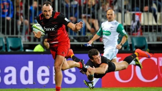 Israel Dagg returned to the Crusaders with a stunning two-try performance last week to serve a reminder of his class.