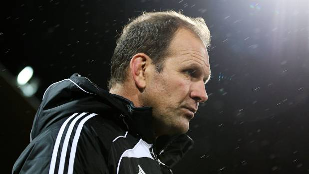 Hurricanes assistant coach John Plumtree is in the sights of the Highlanders.