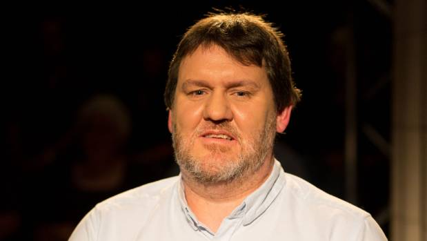 Fairfax's Timaru news director Grant Shimmin on Mastermind.