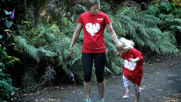 Kirsten Taylor And Her Daughter Charlotte Get In The Spirit Of Jennian Homes Mothers Day