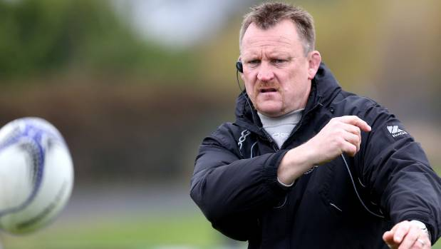 Craig Philpott, who has been in charge of Hawke's Bay since 2012, is open to working as a head coach or in an ...