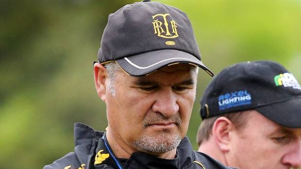 Colin Cooper, who assisted Robbie Deans at the Crusaders in 2002, now coaches Taranaki and the NZ Maori teams.