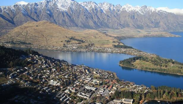 A lot of Queenstown's problems are the same as those in Aspen.