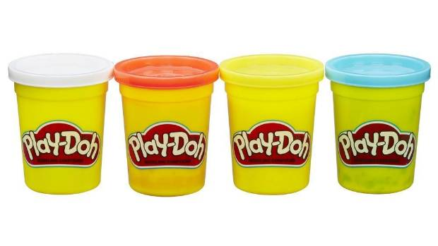 Play Doh Was Originally Invented In The 1930s For Cleaning Dirty Wallpaper Discoloured By Soot